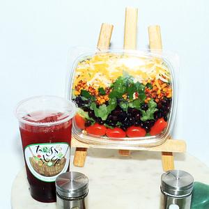 Toss It Up Salad - Southwestsalad