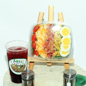 Toss It Up Salad - Cobb Salad
