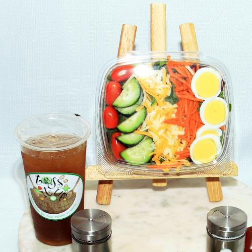 Toss It Up Salad - King Chef Salad