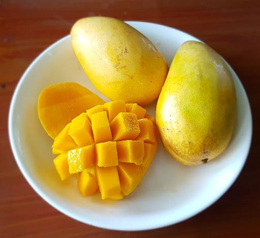 organic Adolfo mango