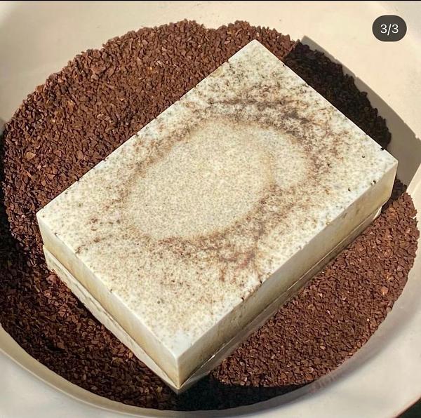 Coffee exfoliating Bar-Ace Naturals