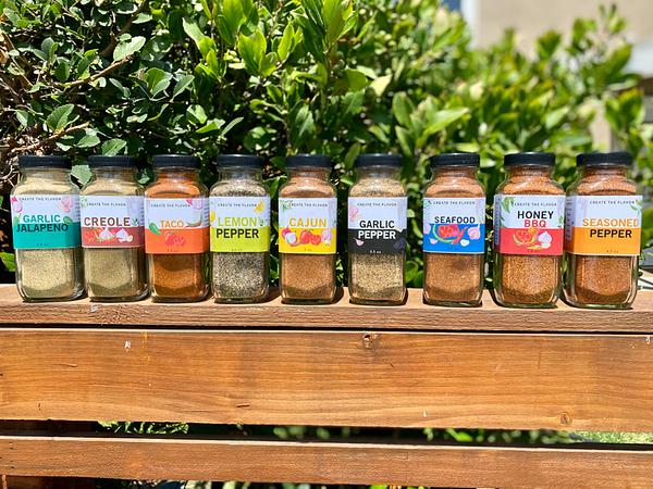 Create The Flavor - Seasonings
