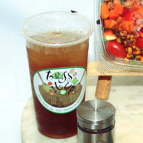 Toss It Up Salad - Mango Green Tea