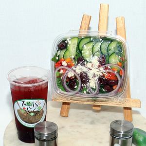 Toss It Up Salad - Greek Salad